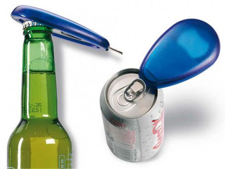 Spectrum Bottle Openers