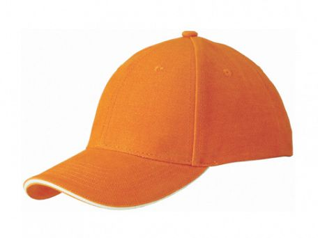 Slazenger 6 Panel Sandwich Caps